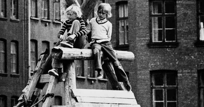 Børnemagt og ungdomsoprør